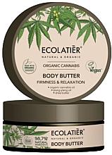 Düfte, Parfümerie und Kosmetik Körperbutter mit Bio Cannabisöl - Ecolatier Organic Cannabis Body Butter