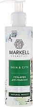 Düfte, Parfümerie und Kosmetik Reinigendes Creme-Gel - Markell Cosmetics Skin&City