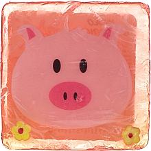 Düfte, Parfümerie und Kosmetik Glycerinseife für Kinder mit saftigem Erdbeerduft Schweinchen - Chlapu Chlap Glycerine Soap