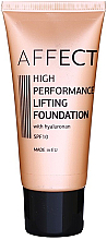 Düfte, Parfümerie und Kosmetik Foundation mit Lifting-Effekt - Affect Cosmetics High Performance Lifting Foundation SPF 10