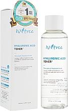 Düfte, Parfümerie und Kosmetik Feuchtigkeitsspendender Gesichtstoner mit Hyaluronsäure - IsNtree Hyaluronic Acid Toner