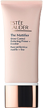 Düfte, Parfümerie und Kosmetik Mattierende Make-Up Base - Estee Lauder The Mattifier Shine Control Perfecting Primer+Finisher