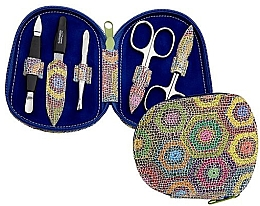 Düfte, Parfümerie und Kosmetik Maniküre-Set 5-tlg. bunt - DuKaS Premium Line Manicure Set 5-piece PL 111FP