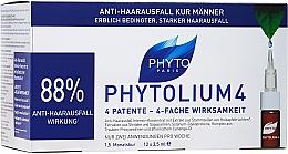 Düfte, Parfümerie und Kosmetik Haarkonzentrat gegen Haarausfall - Phyto 4 Phytocyane