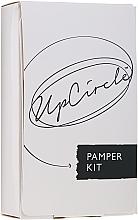 Düfte, Parfümerie und Kosmetik Körper- und Gesichtspflegeset - UpCircl You Brew-ty Pamper Kit (mask/3ml + ton/2.5ml + cr/3ml + balm/3ml + ser/1.5ml + eye/cr/1ml + b/cr/5ml)