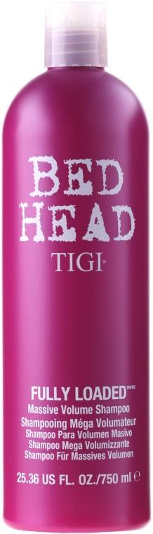 Volumen-Shampoo - Tigi Bed Head Fully Loaded Shampoo