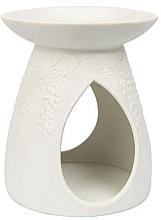 Düfte, Parfümerie und Kosmetik Aromalampe - Yankee Candle Wax Burner White Vine
