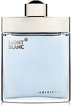 Düfte, Parfümerie und Kosmetik Montblanc Individuel Homme - Eau de Toilette (Tester ohne Deckel)