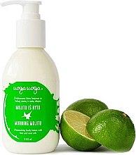 Düfte, Parfümerie und Kosmetik Körperlotion mit Mojito - Uoga Uoga Morning Mojito Body Lotion