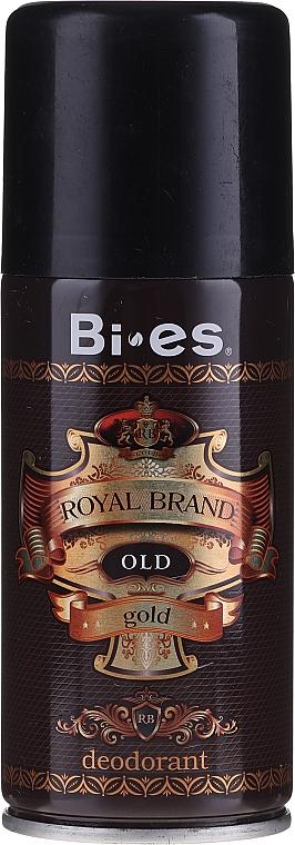 Deodorant für Männer - Bi-es Royal Brand Gold