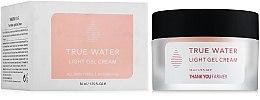 Düfte, Parfümerie und Kosmetik Leichte feuchtigkeitsspendende Gel-Creme für das Gesicht - Thank You Farmer True Water Light Gel Cream