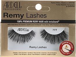 Düfte, Parfümerie und Kosmetik Künstliche Wimpern - Ardell Remy Lashes 777