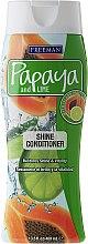 Düfte, Parfümerie und Kosmetik Haarspülung für glänzendes Haar - Freeman Papaya and Lime Shine Conditioner