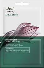 Düfte, Parfümerie und Kosmetik Regenerierende Gesichtsmaske - Tolpa Green Capillaries Mask