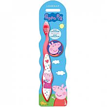 Düfte, Parfümerie und Kosmetik Kinderzahnbürste Peppa Pig - Lorenay Peppa Pig Tooth Brush