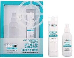 Düfte, Parfümerie und Kosmetik Haarpflegeset gegen Schuppen - Revlon Professional Intragen Dandruff Control (Shampoo 250ml + Haarbehandlung 125ml)