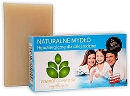 Düfte, Parfümerie und Kosmetik Hypoallergene Naturseife für die ganze Familie - Powrot do Natury Natural Soap For All Family