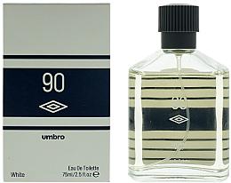 Düfte, Parfümerie und Kosmetik Umbro 90 White - Eau de Toilette