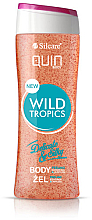 Düfte, Parfümerie und Kosmetik Körpergel-Peeling Wilde Tropen - Silcare Quin Peeling Wild Tropics