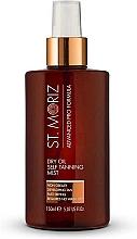 Düfte, Parfümerie und Kosmetik Trockenes Selbstbräunungsöl für Körper - St. Moriz Advanced Pro Formula Dry Oil Self Tanning Mist