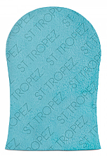 Düfte, Parfümerie und Kosmetik Bräunungsapplikator blau - St. Tropez Velvet Luxe Tan Applicator Mitt