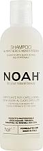 Düfte, Parfümerie und Kosmetik Stärkendes Shampoo mit schwarzem Pfeffer und Pfefferminze - Noah