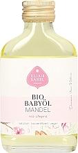 Düfte, Parfümerie und Kosmetik Pflegendes Bio Babyöl mit Mandel - Eliah Sahil Organic Almond Baby Oil