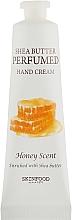 Düfte, Parfümerie und Kosmetik Parfümierte Handcreme mit Sheabutter und Honigduft - Skinfood Shea Butter Perfumed Hand Cream Honey Scent