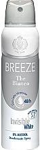 Düfte, Parfümerie und Kosmetik Breeze Deo Spray The Bianco - Deospray