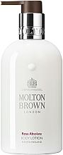 Düfte, Parfümerie und Kosmetik Molton Brown Rosa Absolute - Feuchtigkeitsspendende Körperlotion Rosa Absolute