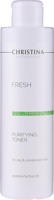 Zitronengras-Reinigungstonikum für fettige Haut - Christina Purifying Toner for oily skin with Lemongrass
