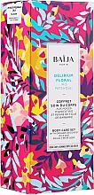 Düfte, Parfümerie und Kosmetik Körperpflegeset - Baija Delirium Floral (Körpercreme 75ml + Duschgel 100ml + Körperpeeling 60g)