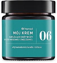 Düfte, Parfümerie und Kosmetik Gesichtscreme mit Weizenkeimöl - Fitomed Cream With Wheat Germ Oil Nr6