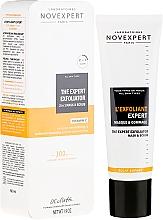Düfte, Parfümerie und Kosmetik 2in1 Peelingmaske für das Gesicht mit Vitamin C - Novexpert Vitamin C The Expert Exfoliator Mask & Scrub