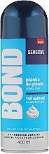 Düfte, Parfümerie und Kosmetik Rasierschaum - Bond Sensitive Shaving Foam
