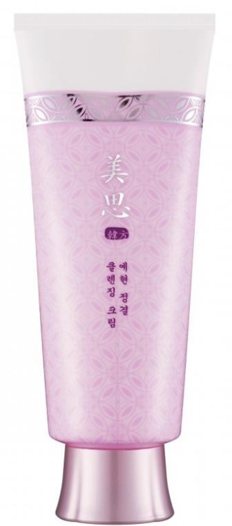 Missha Yei Hyun Cleansing Cream - Gesichtsreinigungscreme mit orientalischem Kräuterextrakt