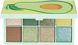Düfte, Parfümerie und Kosmetik Lidschattenpalette - I Heart Revolution Mini Tasty Avocado Eyeshadow Palette