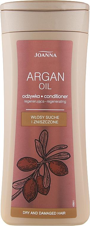 Haarspülung mit Arganöl - Joanna Argan Oil Hair Conditioner — Bild N1
