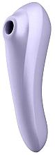 Düfte, Parfümerie und Kosmetik Vakuum-Klitoris-Stimulator für doppeltes Vergnügen violett - Satisfyer Dual Pleasure Mauve