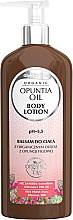 Düfte, Parfümerie und Kosmetik Körperlotion mit Bio Feigenkaktusöl - GlySkinCare Opuntia Oil Body Lotion