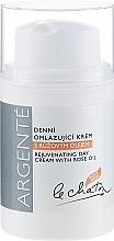 Düfte, Parfümerie und Kosmetik Verjüngende Tagescreme mit Rosenöl - Le Chaton Argente Rose Oil Rejuvanating Day Cream