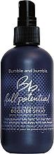 Düfte, Parfümerie und Kosmetik Stärkender und reparierender Haarspray - Bumble And Bumble Full Potential Hair Preserving Booster Spray