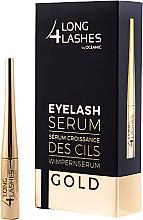 Düfte, Parfümerie und Kosmetik Stimulierendes Serum zum Wimpernwachstum - Long4lashes EyeLash Gold Serum