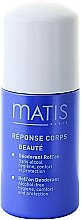 Roll-on Deodorant - Matis Reponse Corps Roll`on Deo — Bild N1
