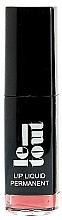 Düfte, Parfümerie und Kosmetik Flüssiger Lippenstift - Le Tout Lip Liquid Permanent