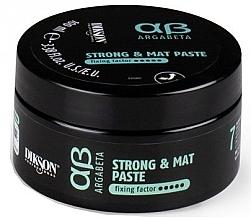 Düfte, Parfümerie und Kosmetik Mattierende Haarstylingpaste Starker Halt - Dikson ArgaBeta 7 Strong & Mat Paste