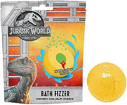 Düfte, Parfümerie und Kosmetik Kinder Badebombe mit Sprudeleffekt - Corsair Universal Jurassic World Bath Fizzer Bath Foam
