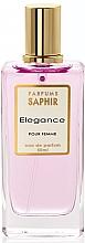 Düfte, Parfümerie und Kosmetik Saphir Parfums Elegance - Eau de Parfum