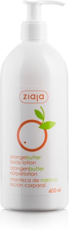 Körperlotion mit Orangenbutter - Ziaja Orange Butter Body Lotion — Bild N1
