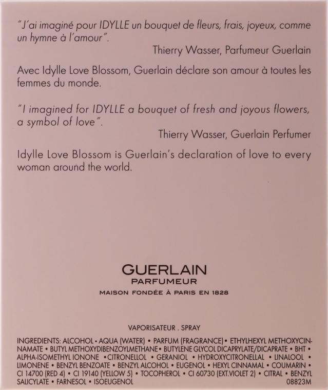Guerlain Idylle Love Blossom - Eau de Toilette — Bild N2